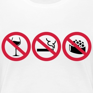 Pregnant - No alcohol, no smoking, no sushi