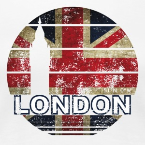 LONDON ENGLAND LONDON - Women's Premium T-Shirt