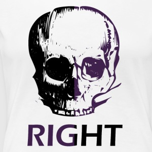 right - Women's Premium T-Shirt