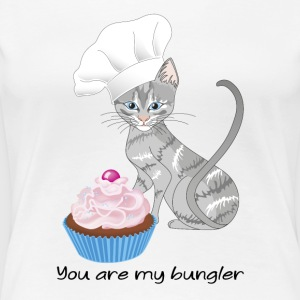 You are my bungler - Women's Premium T-Shirt