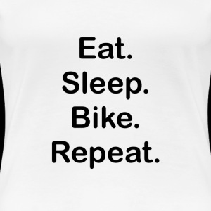 Eat.Sleep.Bike.Repeat / idea del regalo del regalo