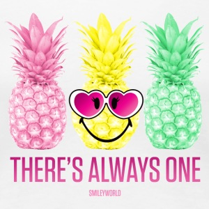 Smiley World Always One Funny Pineapple Quote