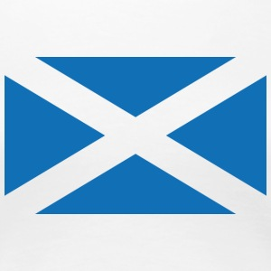Flag of Scotland - The Saltire