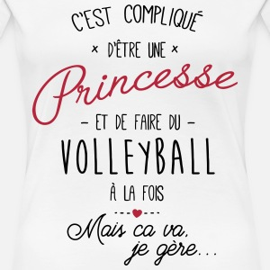 princesse et Volleyball