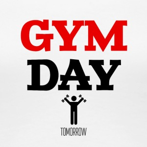 Day Gym Demain - T-shirt Premium Femme
