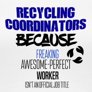 Recycling coordinators - Women's Premium T-Shirt