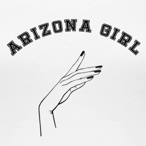 Arizona girl - Women's Premium T-Shirt