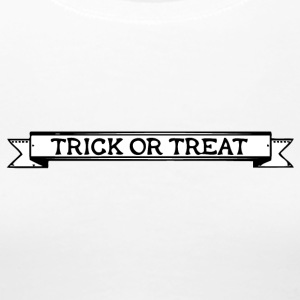Trick or Threat - Frauen Premium T-Shirt
