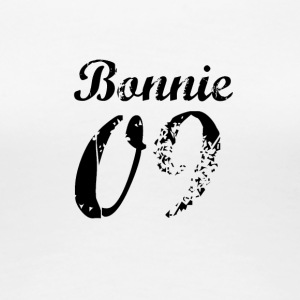 Bonnie and Clyde - Septembre - Vintage - T-shirt Premium Femme