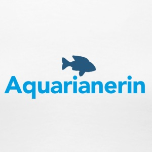 Aquarianerin T-Shirt - Frauen Premium T-Shirt
