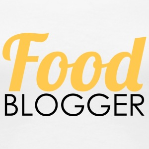 Food blogger - Women's Premium T-Shirt