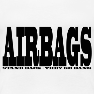 AIRBAGS - Women's Premium T-Shirt