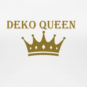 Deko Queen - Frauen Premium T-Shirt