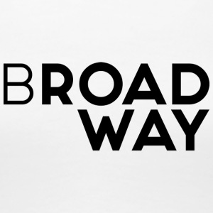 Broadway Collection by HC - Women's Premium T-Shirt