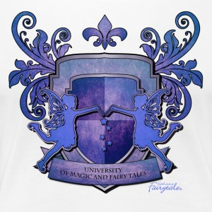 Logo Université - Magic et Fairytales - T-shirt Premium Femme