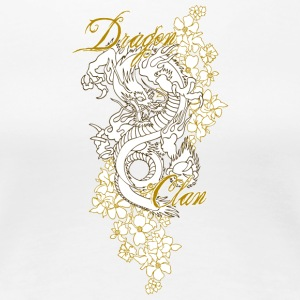 dragon clan - Women's Premium T-Shirt