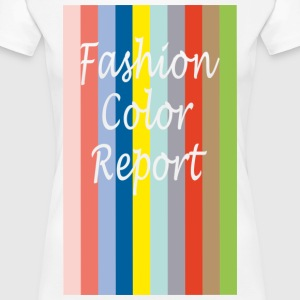 2016 - mogosop - fashion color report - Vrouwen Premium T-shirt