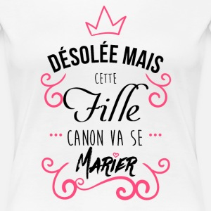 Fille canon