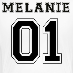 Melanie 01 - Black Edition - Frauen Premium T-Shirt