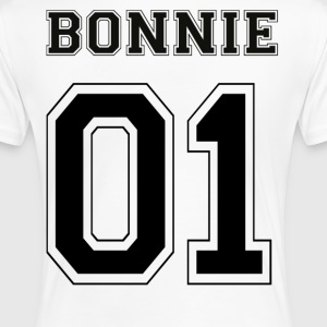 BONNIE 01 - Black Edition - Frauen Premium T-Shirt