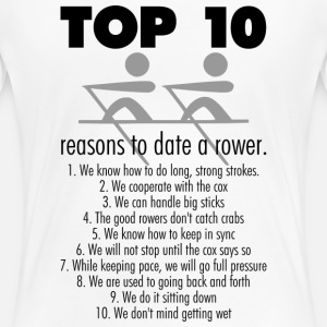 Top 10 Reasons to date a rower