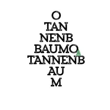 O Tannenbaum Lied.O Tannenbaum Frauen Pullover Mit U Ausschnitt Spreadshirt