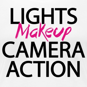 Lights makeup camera action
