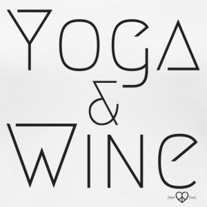 Yoga & Wine Black