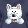 Funny West Highland White Terrier - Westie - Women's Premium T-Shirt
