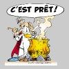 Asterix obelix miraculix potion magique potion de - Code promo berceau magique frais port ...
