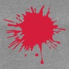 KLEX drops blood stain color - Women's Premium T-Shirt