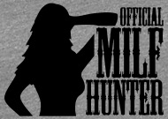 Milf hunter pumping gas