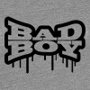 Bathroom graffiti boy bad boy - Women's Premium T-Shirt