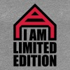 I Am Limited Edition Logo - Women's Premium T-Shirt