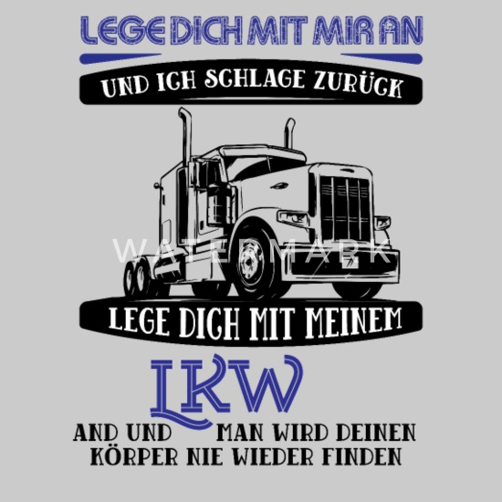 Standard Edition Trucker fernfahrer lkw truck Evolution Longsleeve S-XXL
