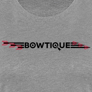 Bowtique Arrows - Frauen Premium T-Shirt
