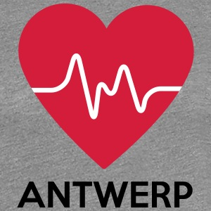 heart Antwerp - Women's Premium T-Shirt
