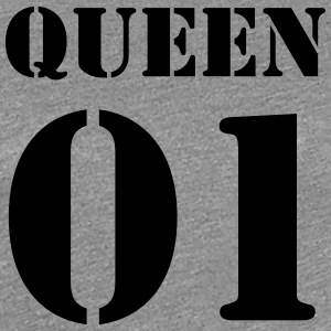 QUEEN 01 - Frauen Premium T-Shirt