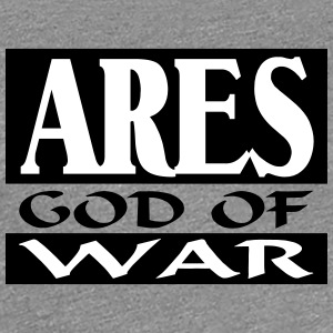 Ares _-_ God_Of_War - Premium-T-shirt dam