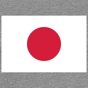 National Flag Of Japan - Women's Premium T-Shirt