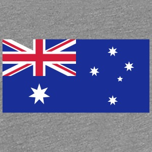 National Flag Of Australia - Women's Premium T-Shirt
