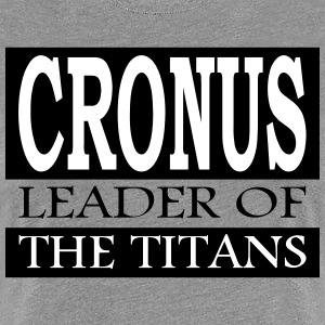 Cronus - Leader Of The Titans - Frauen Premium T-Shirt