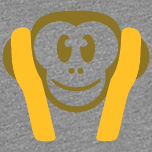 Nothing hearing deaf- wise monkey monkeys 3