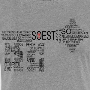 Soest key light - Women's Premium T-Shirt