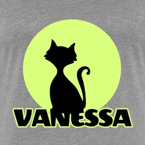 Vanessa First name - Women's Premium T-Shirt