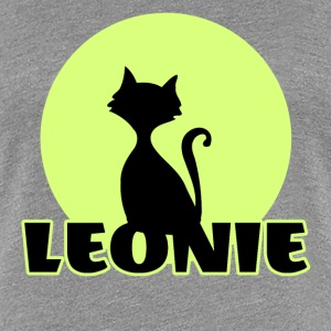 Leonie Name First name - Women's Premium T-Shirt