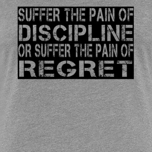 Suffer the Pain version 1 - Women's Premium T-Shirt