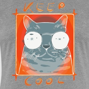 Cool Cat 1 - Women's Premium T-Shirt