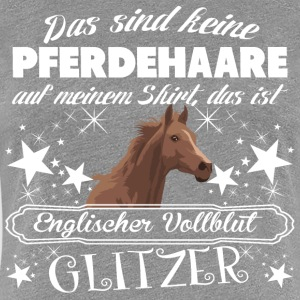 English thoroughbred - Women's Premium T-Shirt