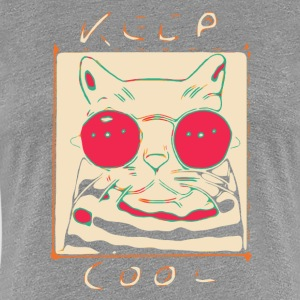 Cool Cat - Women's Premium T-Shirt
